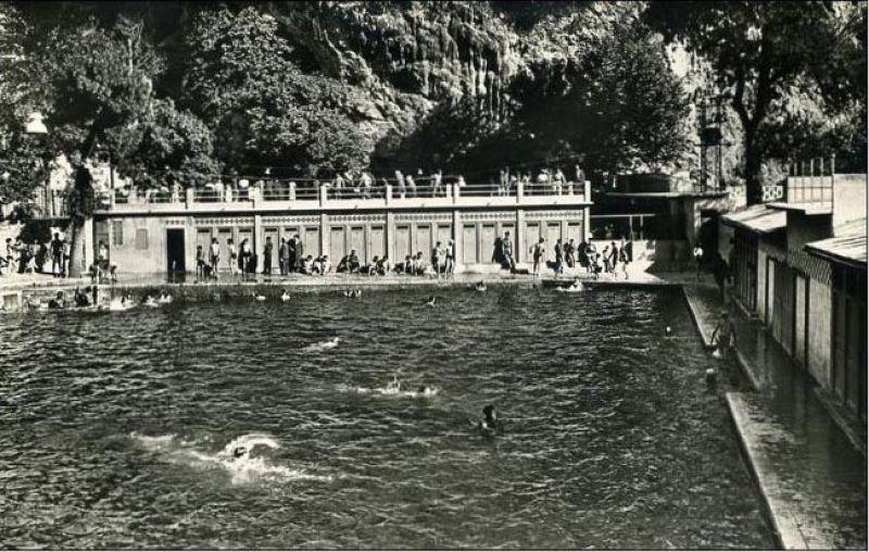 Les piscines de sidi m 39 cid for Piscine sidi m cid constantine